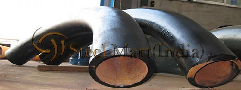 ASME B16.9 3D Pipe Bend Manufacturers