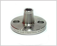 ASTM A182 SS 304 High Hub Blind Flanges