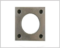 ASTM A182 SS 304 Square Flanges