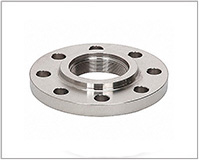 ASTM A182 SS 304 Threaded / Screwed Flanges