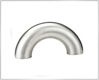 ASTM A234 Alloy Steel 180° Short Radius Elbow
