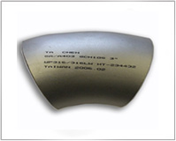 ASTM A234 Alloy Steel 45° Long Radius Elbow