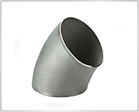 ASTM A234 Alloy Steel 45° Short Radius Elbow