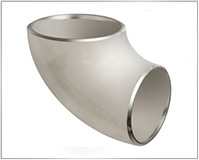 ASTM A234 Alloy Steel 90° Short Radius Elbow