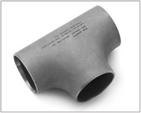ASTM A234 Alloy Steel Equal Tees