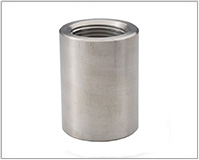 ASTM A105 Carbon Steel Threaded / Screwed Coupling
